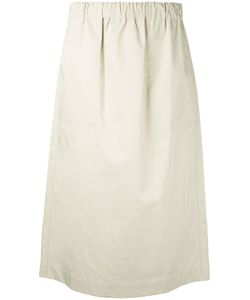 Studio Nicholson | Twill Easy Skirt 1 Cotton