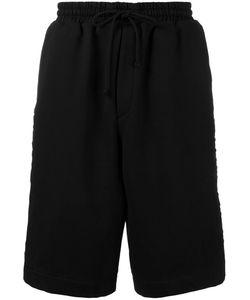 Juun.J   Drawstring Waist Shorts 48 Cotton