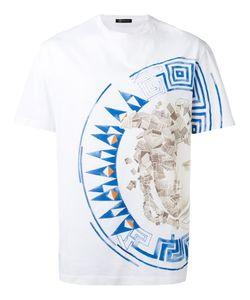 Versace | Medusa Medallion Print T-Shirt Size Large