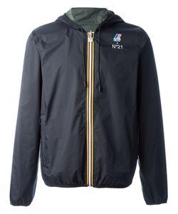 No21   Back Logo Print Jacket