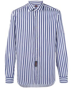 Mp Massimo Piombo | Wide Stripe Shirt