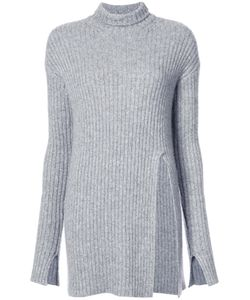 Sally Lapointe | Long Cashmere Top