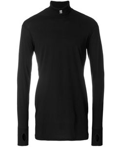 11 By Boris Bidjan Saberi | Fitted Turtleneck Top