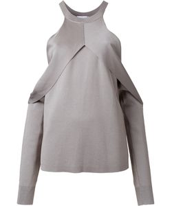 Dion Lee | Sleeve Release Evening Blouse 8 Rayon
