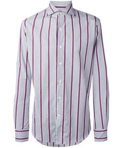 Gabriele Pasini   Striped Shirt 41 Cotton