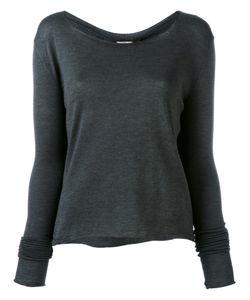 Kristensen Du Nord | Scoop Neck Knitted Top Size