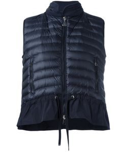 Moncler | Hooded Padded Front Gilet Xs