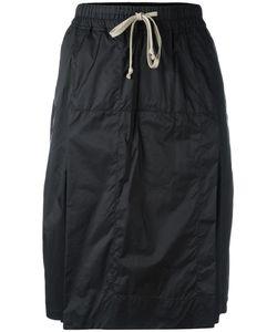 Rick Owens DRKSHDW   Asymmetric Shorts Small Nylon