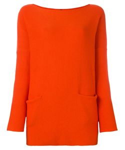 Daniela Gregis | Round Neck Jumper Cotton