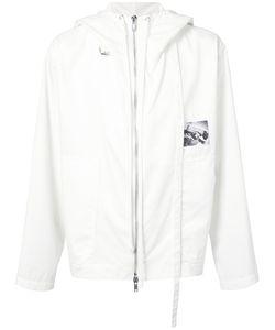 Raf Simons | Photo Print Hooded Jacket