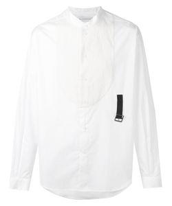 J.W.Anderson   Contrast Bib Shirt Size 48