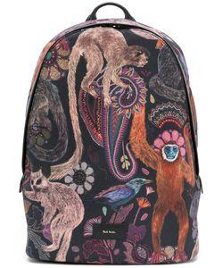 Paul Smith | Monkey Print Backpack
