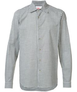 Orley | Checked Shirt Xl Cotton