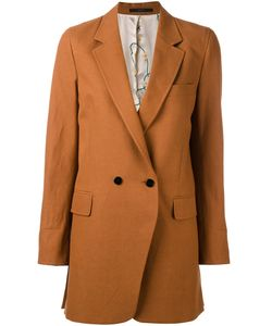 Paul Smith | Double-Breasted Midi Coat