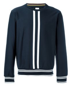 Paul Smith | Vertical Stripe Sweatshirt Small Cotton
