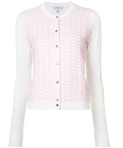 Carven | Embroidered Cardigan S