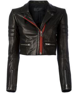 Haider Ackermann   Miza Biker Jacket Size 36