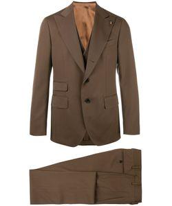 Gabriele Pasini   Single Breasted Suit 52 Wool/Viscose