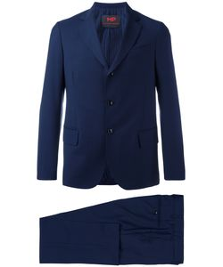 Mp Massimo Piombo | Single-Breasted Two-Piece Suit Cotton/Viscose/Mohair/Virgin