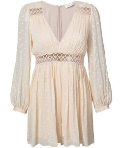 Zimmermann | Lattice Work Boho Playsuit