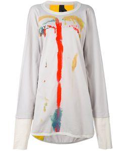 Bernhard Willhelm | Printed Sweatshirt Dress