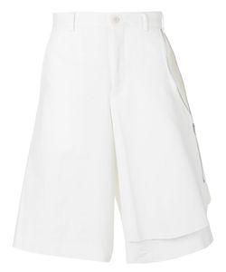 Comme Des Garçons Homme Plus | Side Zip Shorts
