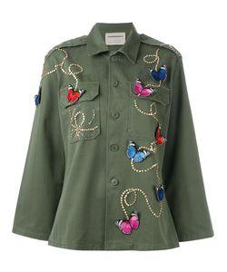 Night Market | Butterfly Patch Army Jacket