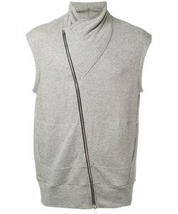 Lost And Found Rooms | Lost Found Rooms Sleeveless Asymmetric Zip Sweatshirt