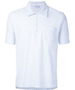 Thom Browne | Striped Polo Shirt Size 4