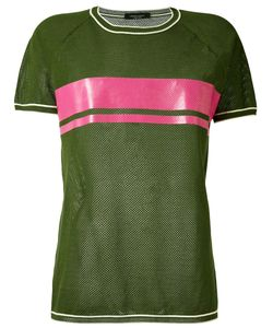 Roberto Collina | Contrast Panel T-Shirt