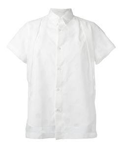 Comme Des Garçons Noir Kei Ninomiya | Pleat Detail Shirt