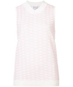 Carven | Embroidered Top S