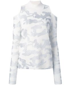 Zoe Jordan | Hawking Camouflage Print Tunic Women