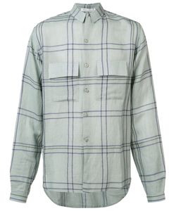 Denis Colomb | Check Button-Up Shirt