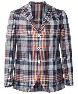 The Gigi | Check Blazer Size 50