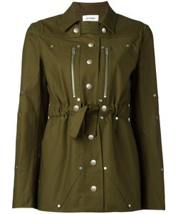 Courrèges | Belted Military Jacket Size 38
