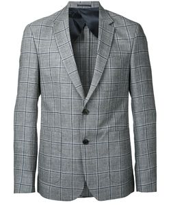 Cerruti | 1881 Woven Check Blazer Size 46