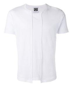 Les Hommes Urban | Slim-Fit T-Shirt Small Cotton
