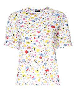 G.V.G.V. | Print T-Shirt Xs Polyurethane/Rayon