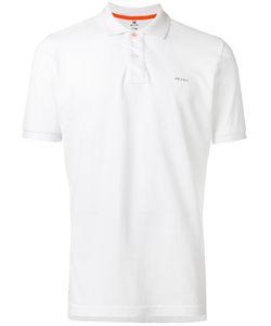 Parajumpers | Printed Back Polo Shirt