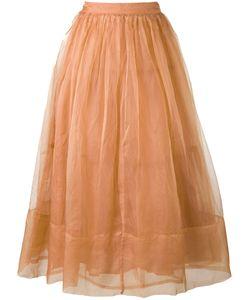 Mes Demoiselles | Sheer Layered Skirt