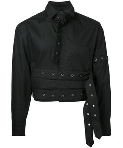 Craig Green | Cropped Eyelet Studded Shirt Size Small