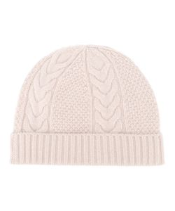 N.Peal | Cable Knit Beanie
