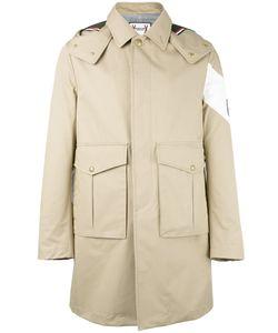Moncler Gamme Bleu | Single Breasted Coat