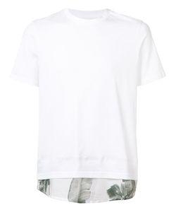 Oamc | Printed Hem T-Shirt Size Xxl