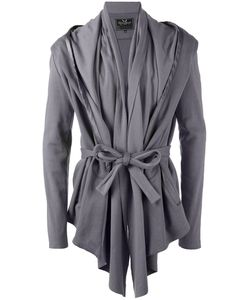 Unconditional | Belted Drape Insert Jacket