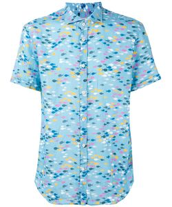 Drumohr | Printed Shirt M