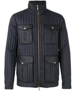 Moncler Gamme Bleu | Zip Up Padded Jacket Size 2