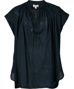 Nili Lotan | Voile Andres Top Size Large