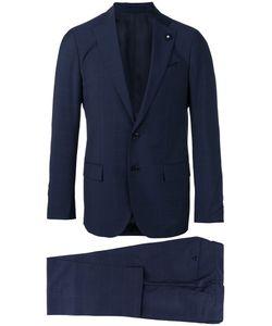 Lardini | Two-Piece Suit Size 50